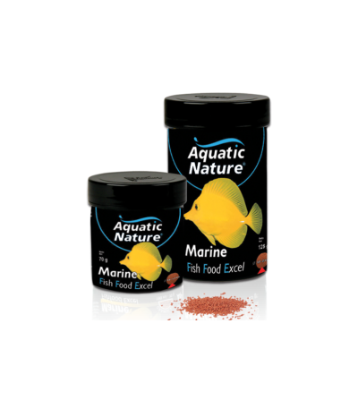 Marine Fish Food Excel