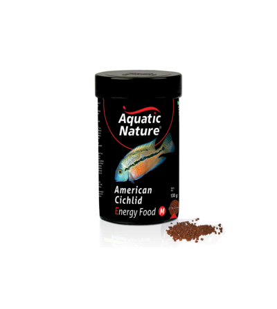 American Cichlid Energy Food M