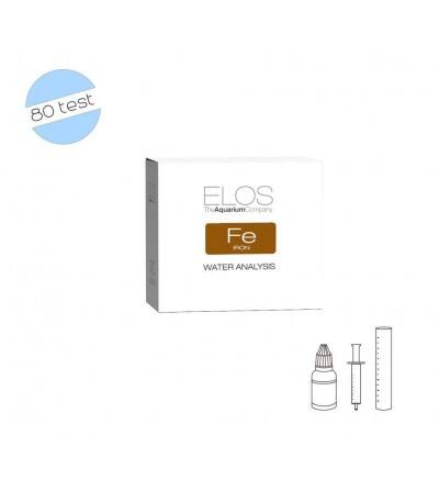 Elos Test Hierro (Fe)