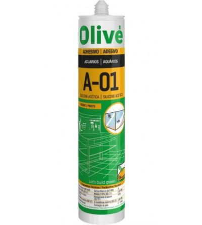 A-01 – Silicona acética...